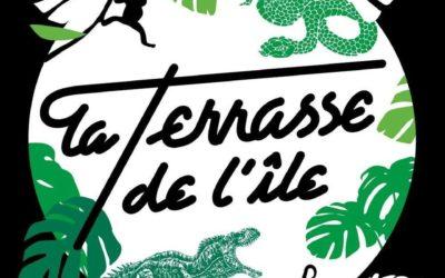 LA TERRASSE DE L'ÎLE