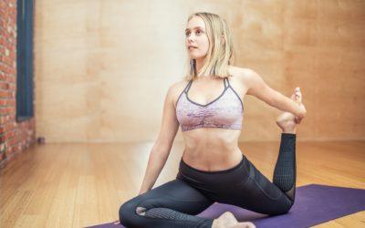 Création site internet Yoga Nantes