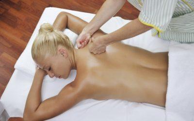 Les massages de bien être